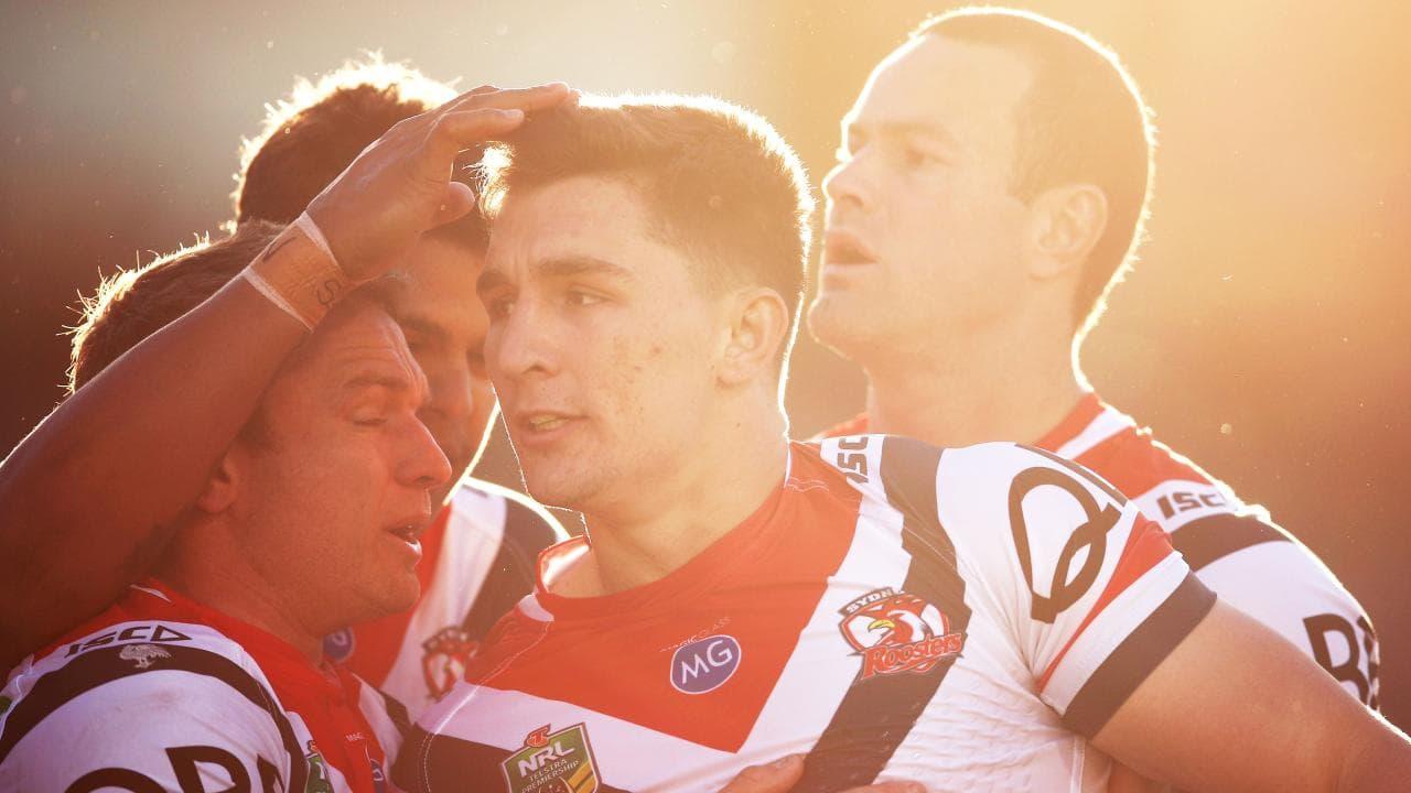 Victor Radley has been identified as a future NSW Origin star.