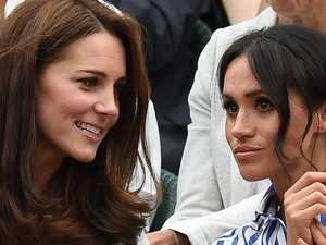 How Kate is helping 'stressed' Meghan