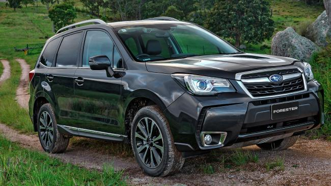 Still three years: Subaru continues with its warranty period.