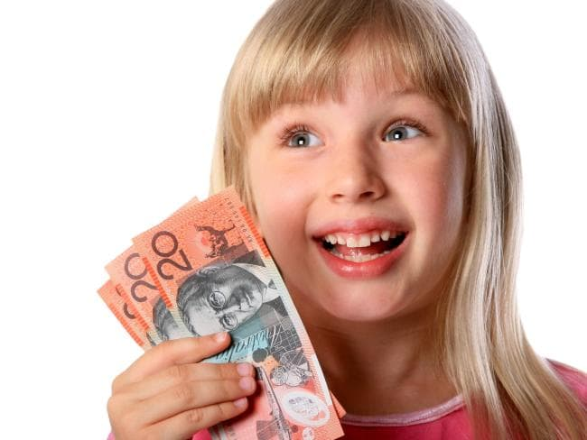 A new independent report into teenagers and their finances released by ING found many high school aged children have a strong desire to be fiscally fit. Picture: iStock