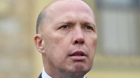 "Gird your loins for Peter Dutton's annual Christmas warning about ""political correctness gone mad"". (Pic: David Mariuz/AAP)"