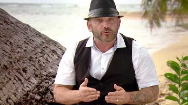 Russell Hantz baffled fans with his wardrobe choice.
