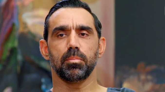 Adam Goodes has delved into the roughest patch of his career.