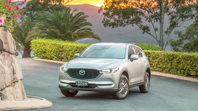 Catching-up: Mazda has joined the growing band of car makers with a five-year warranty period.