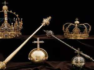 Crown jewels stolen in dramatic heist