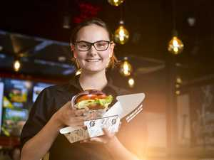 1000 free burgers on offer in birthday special