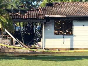VIDEO: Ballina home destroyed by fire overnight