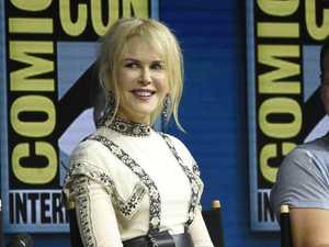 Nicole to play real-life news anchor