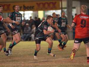 The Biloela Panthers defeated Valleys A Grade 24-20