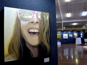 Fairholme art show
