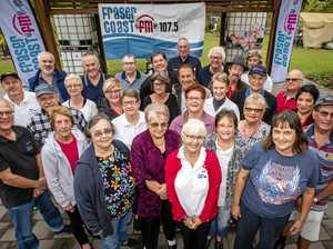 FAMILY FUN: Fraser Coast FM 107.5 celebrates 25 years