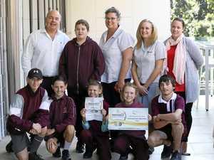 School's uplifting film a fresh focus on disability