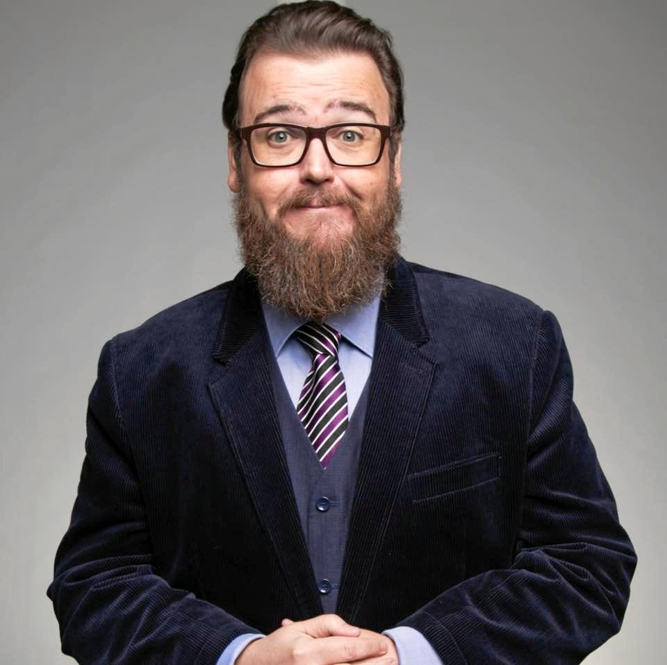 LOL: Comedian Greg Sullivan is coming to Maroochydore.