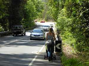 Eumundi Noosa Rd safety upgrades review