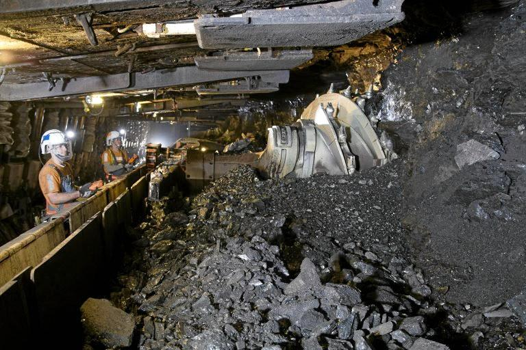 UNDERGROUND MINING: Kestrel Mine will be a produce coking coalfor decades to come.