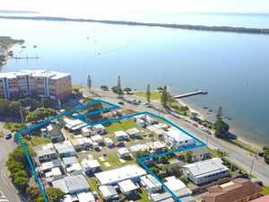 Chinese investors pay $5m for beachfront caravan park