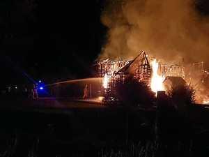 Arrest made over Glenreagh church fire