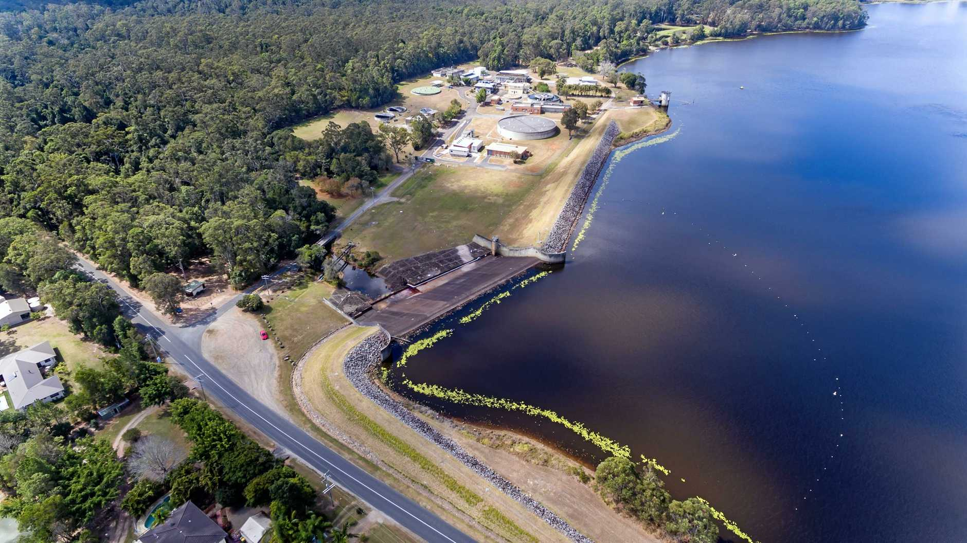 A $100m upgrade of Lake MacDonald will take two years to complete.