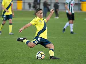 Teenager chases A-League action after run in FFA Cup