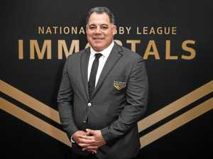 NRL gets a big golden tick for Immortals night