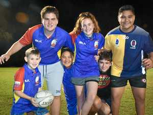 Gladstone Rugby juniors match it with state's best