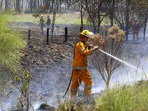 NANANGO FIRE: Residents urged to use caution