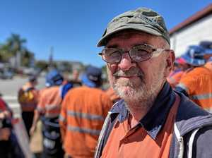 UGL workers rally: 'Time for a pay rise, simple as that'
