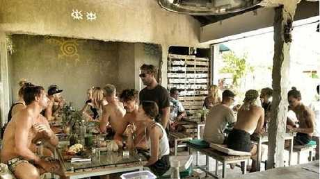 So hipster: Crate Cafe Canggu. Picture: Facebook / @cratecafebali