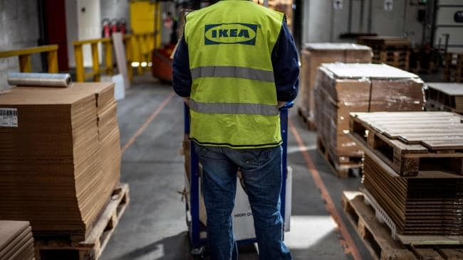 Ikea says big changes are coming. Picture: Jeff Pachoud/AFP