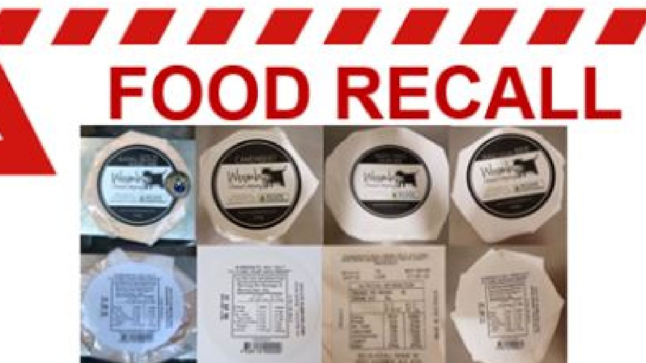 Woombye Cheese Company has announced the recall of a number of cheeses believed to have recorded positive results for microbial contamination.