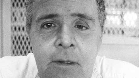 Convicted killer Henry Lee Lucas told Graczyk he took out his glass eye every night, placed it on a shelf in his cell and reminded new cell partners that if they considered stealing something from him, 'I've got my eye on you.' Picture: AP Photo/Michael Graczyk
