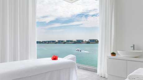 Zaya Nurai Island, Abu Dhabi.