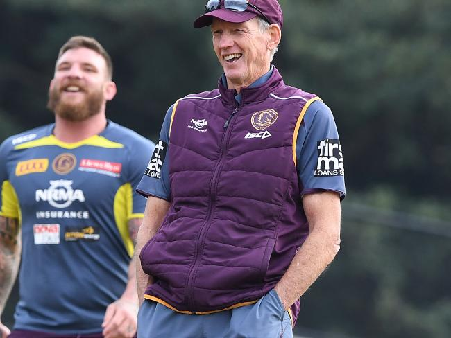 Wayne Bennett's future remains the biggest story in rugby league.