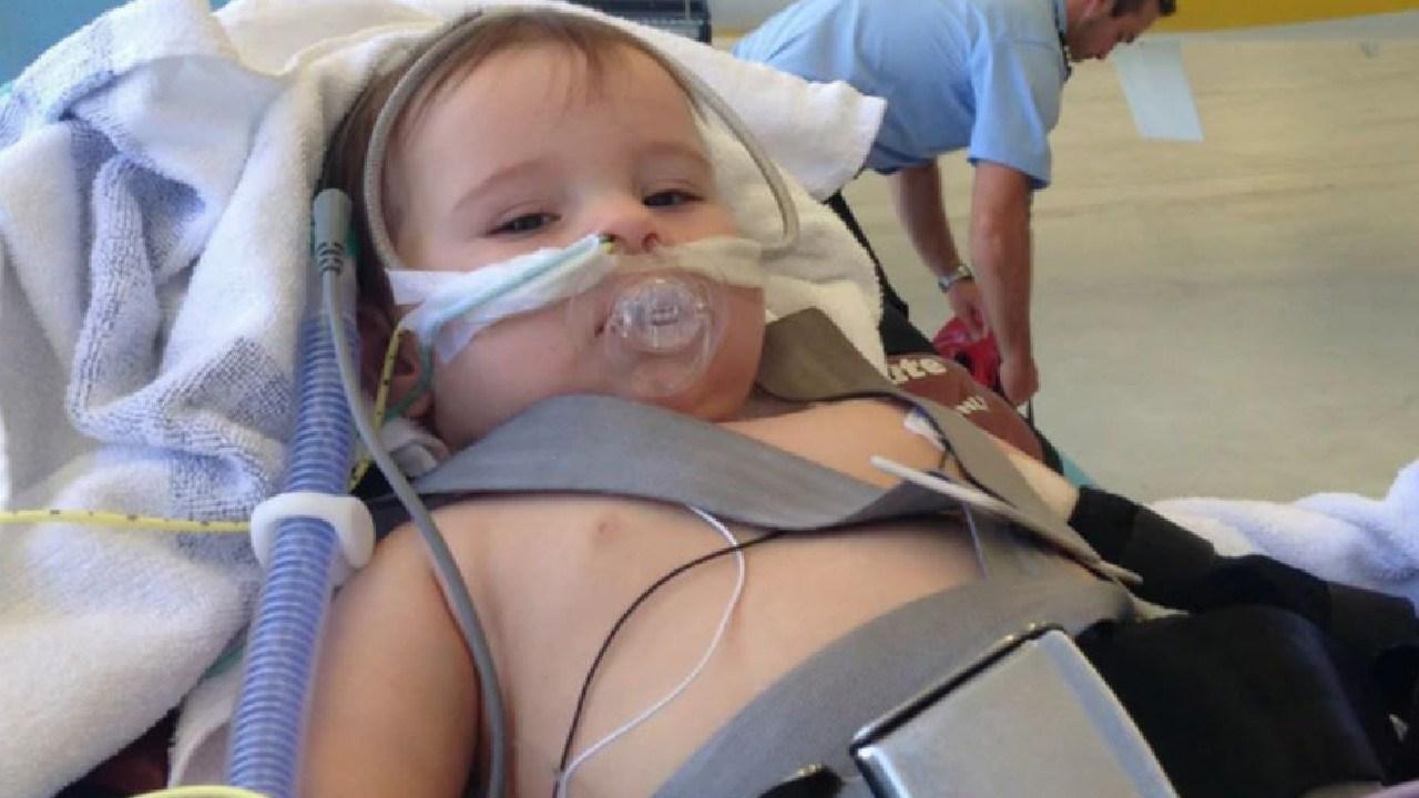Davina had a heart transplant.