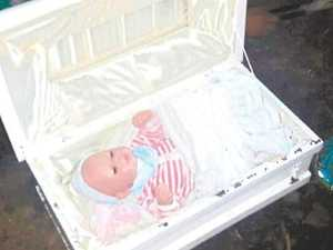 Grieving dad discovers baby never existed