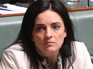 MP Emma Husar denies performing 'Basic Instinct' move