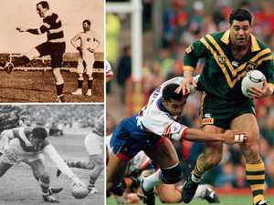 The greatest games NRL's newest Immortals played