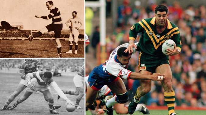 The newest NRL Immortals had some truly breathtaking performances.