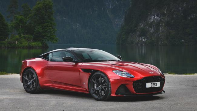 Aural appeal: The turbocharged V12 gives the same thrill as naturally-aspirated rivals.