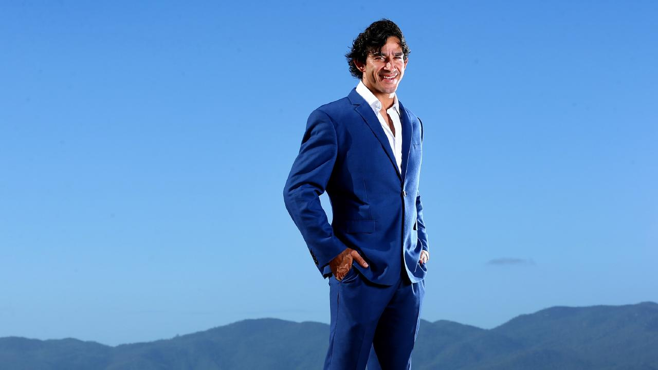 Johnathan Thurston has joined the board of Tourism and Events Queensland. Picture: Adam Head