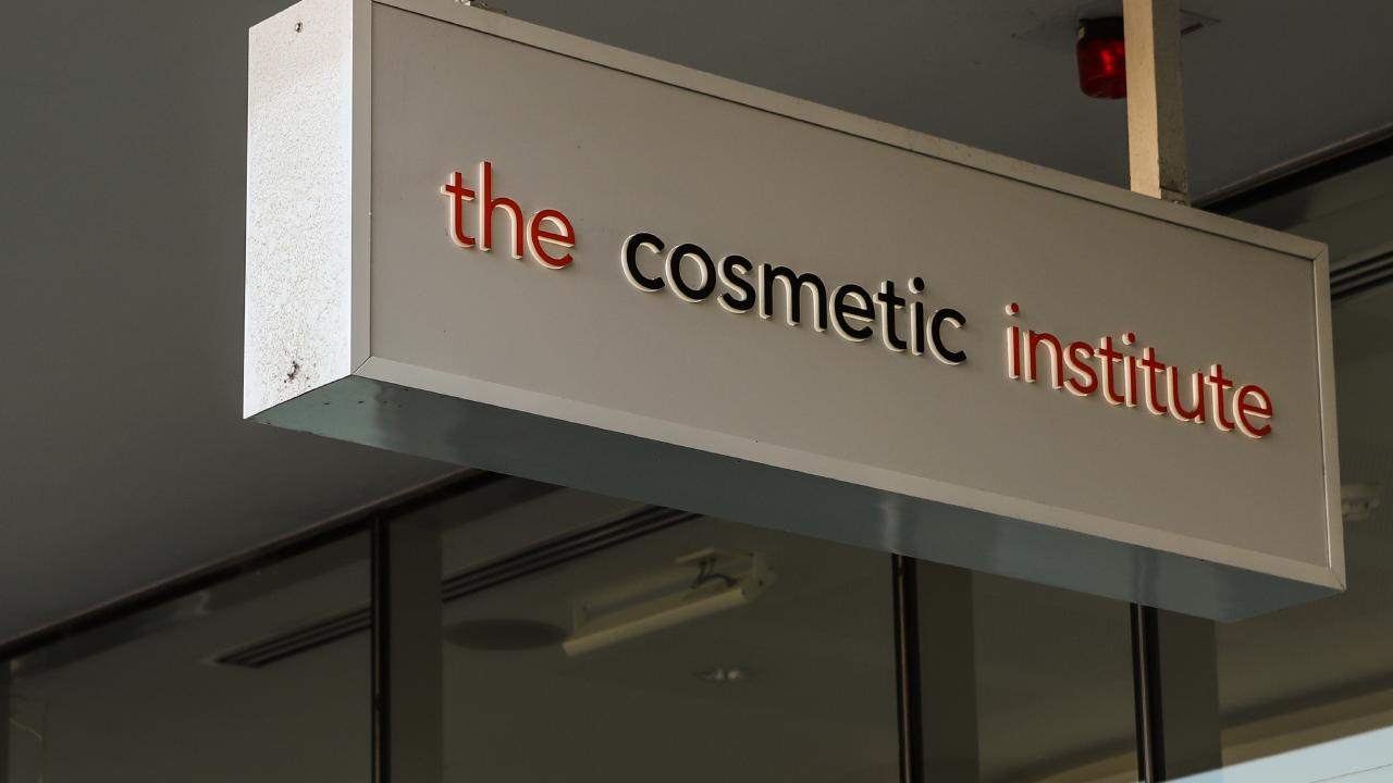 The Cosmetic Institute. Picture: Julian Andrews