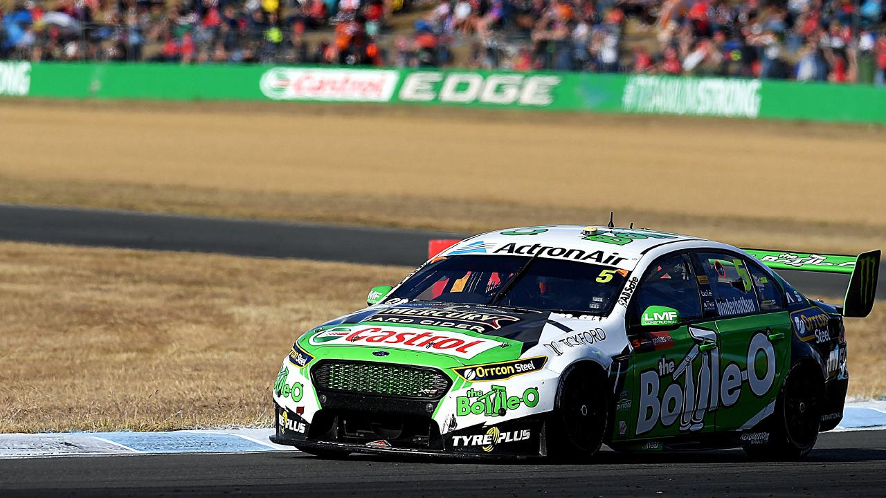 Mark Winterbottom has revealed he is a man in demand outside of Supercars.