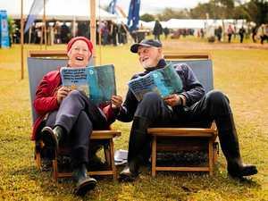 Writers the drawcard at Byron Bay festival