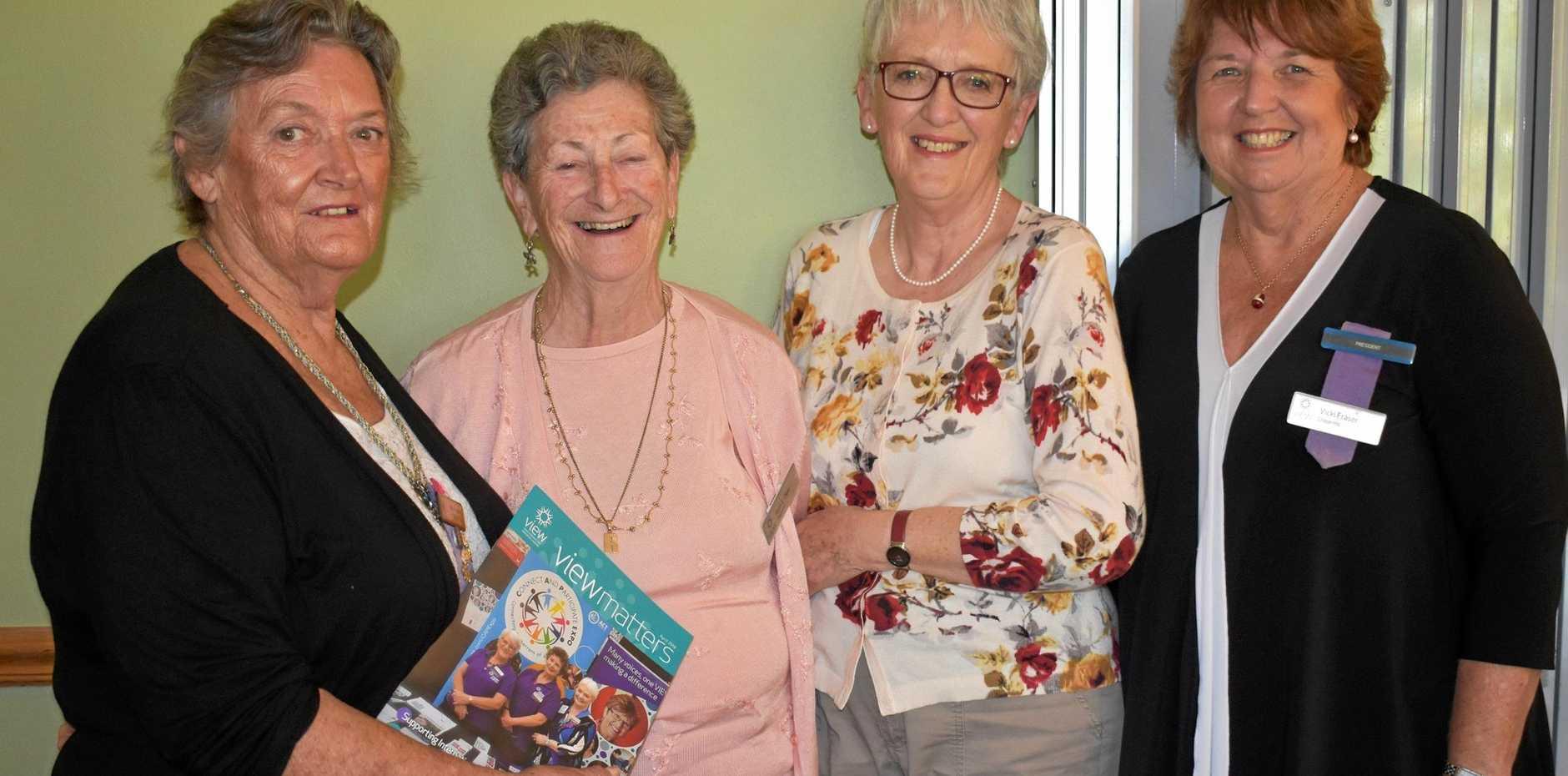 CYBER FUN: Margaret McLeod, Ruth Dyer,