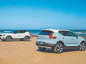 ROAD TEST: Volvo's XC40 compact SUV is short and sweet