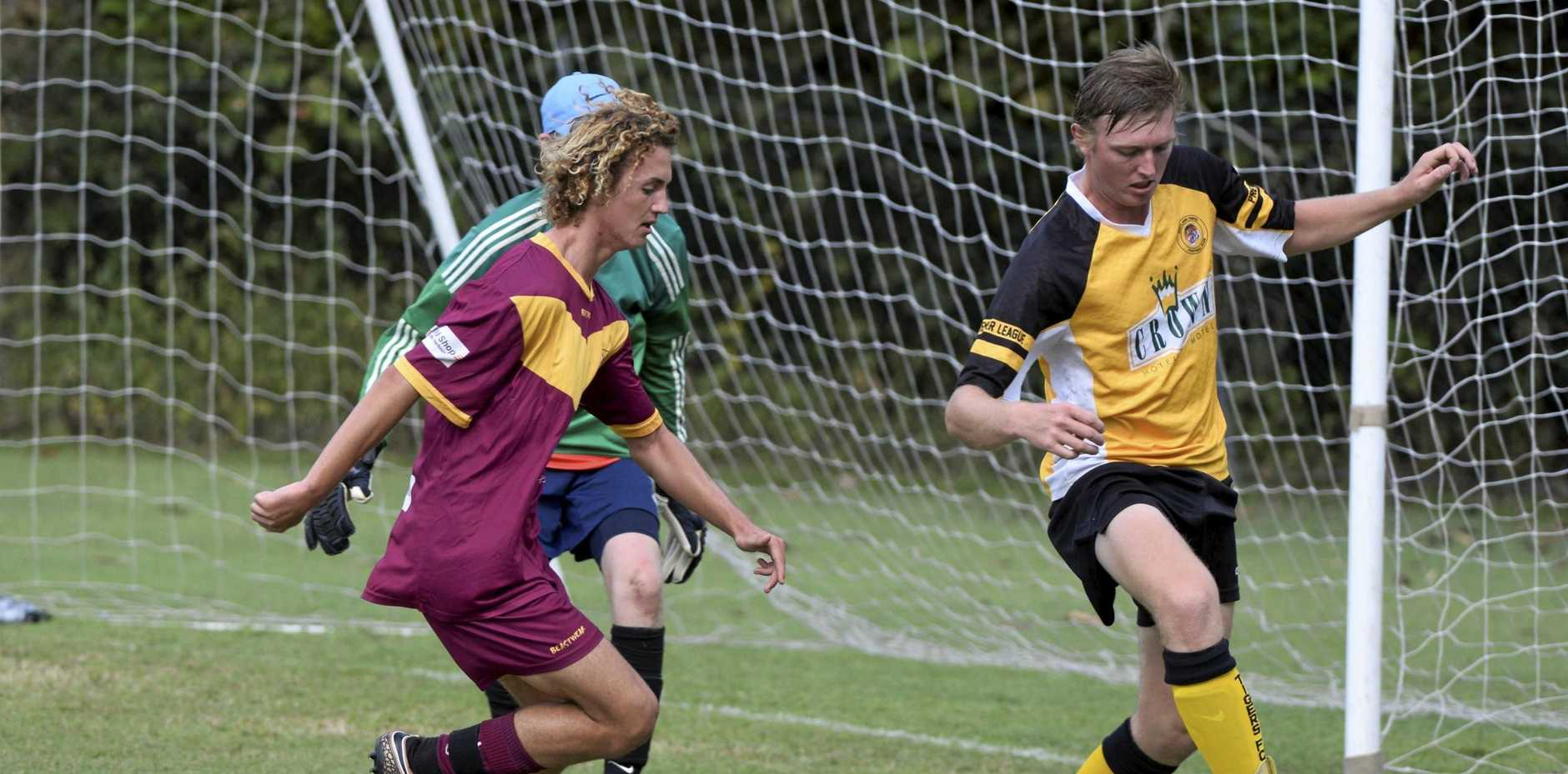 TABLES TURNED: Upsets don't come much bigger than what Westlawn Tigers performed on Urunga.