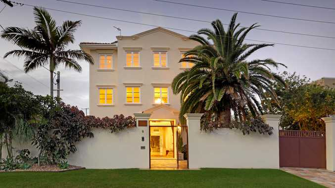 MOUTH WATERING: The 3-storey, seven bedroom, mansion at 9 Akounah Crescent, Buddina will go under the hammer later this month.