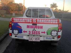 OPINION: Tailgating's not only rude, it's dangerous
