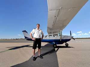 Mackay man's long journey from boy to pilot