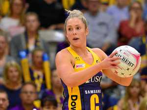Lightning in sight of finals but wary of injury-hit Vixens